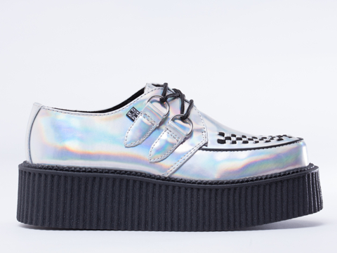 T.U.K. In Iridescent Mondo Creeper