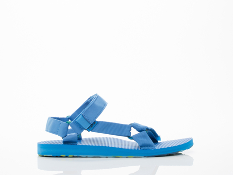 Teva In French Blue Original Universal Marbled Mens