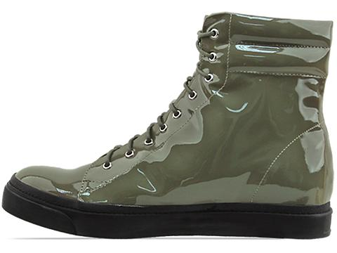 The Damned In Khaki Patent Cell 2