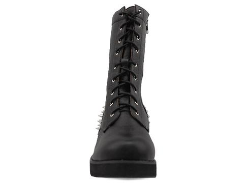 The Damned In Black Silver Reznor Spike