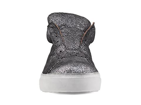 The Damned In Silver Distressed Shawn