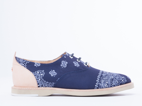Thorocraft In Bandana Navy Hampton