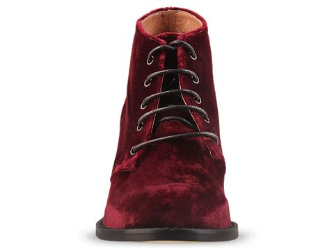To Be Announced In Burgundy Velvet 11FIFTYNINE