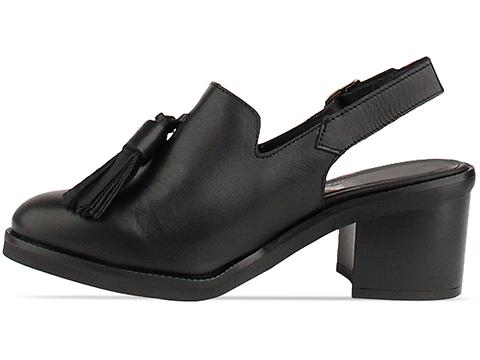 To Be Announced In Black Leather Aurelia