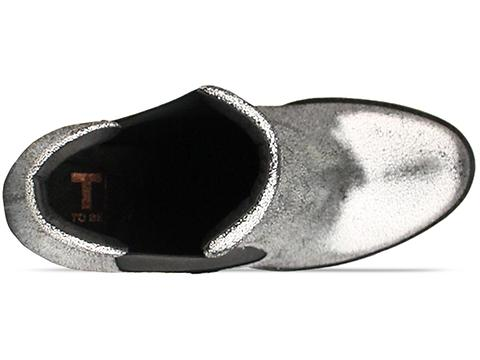 To Be Announced In Pewter Leather Edith