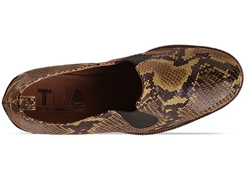 To Be Announced In Green Python James