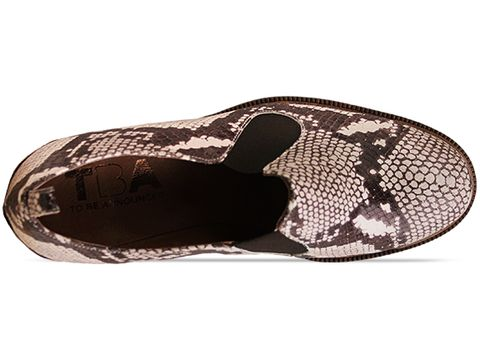 To Be Announced In Ivory Python James