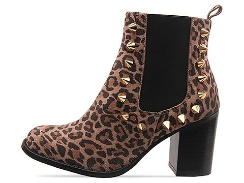 To Be Announced In Leopard Gold TEN20