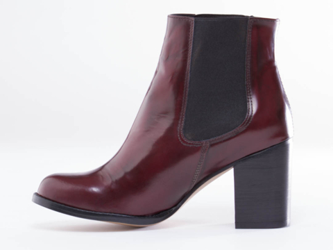 To Be Announced In Burgundy Leather TEN20 NS