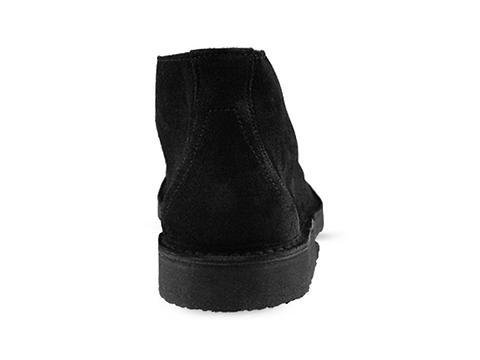 Topman In Black Karakum Boot
