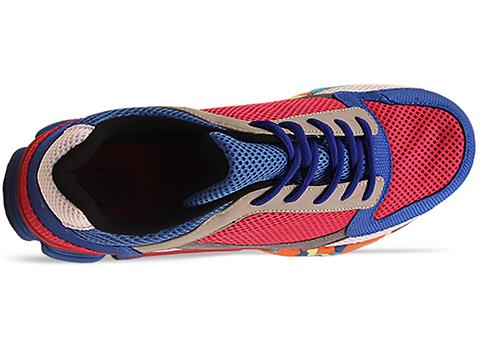 Topman In Bright Pink Multi TMD Runner