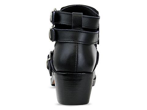 Tusk In Black Wild Honey Boot