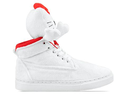 UBIQ In White Fatima Kitty
