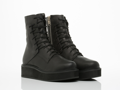 UNIF In Black Dox Boot