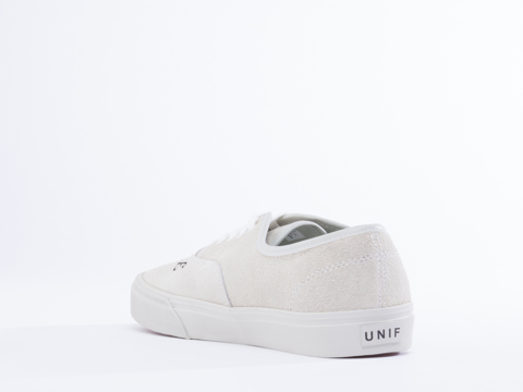 UNIF In White Suede FF Lows