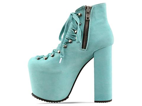UNIF In Turquoise Hellbound