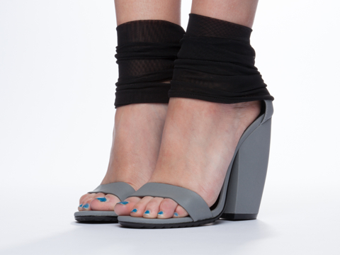UNIF In Reflective Pyre Heel