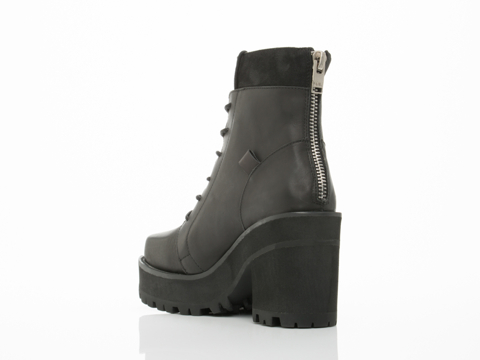 UNIF In Black Reverb Boot