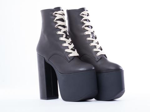 UNIF In Black Salem Boot