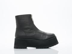 UNIF In Black Temp Boot