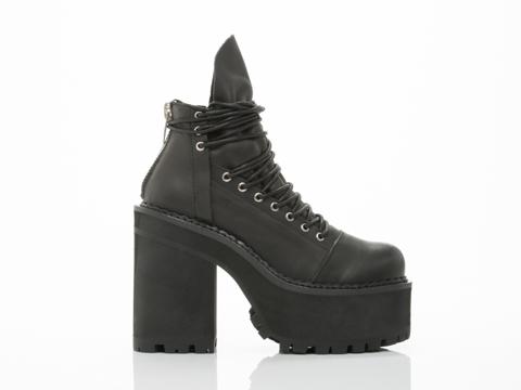 UNIF In Black Thrash Boot