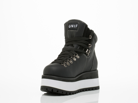 UNIF In Black Werk Boot