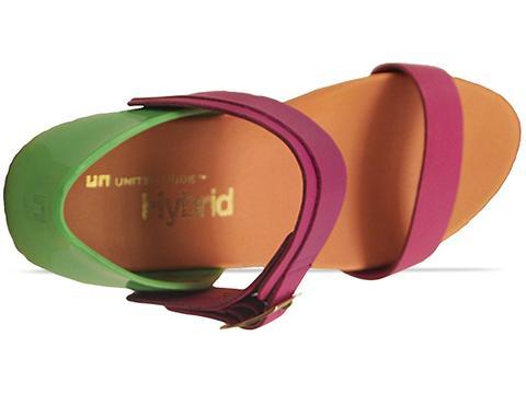United Nude In Fluo Mix Apollo Lo