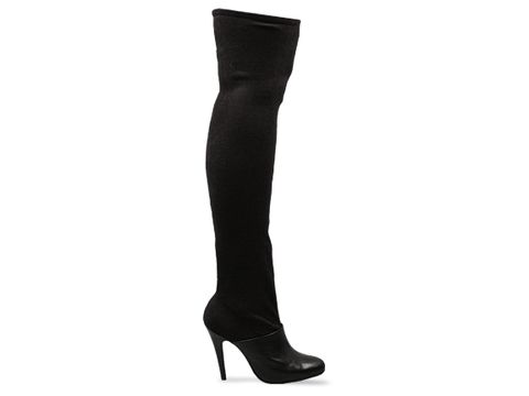 United Nude In Black Boot In Boot