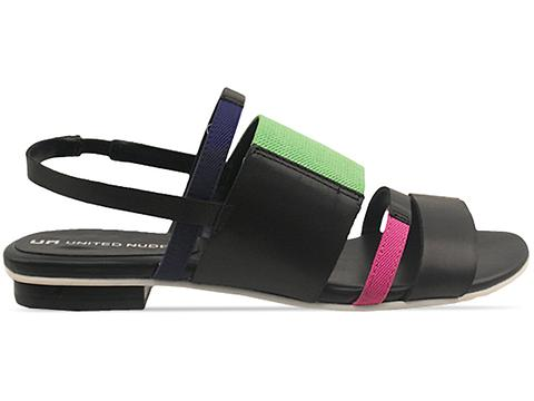 United Nude In Black Fluo Mix Equalizer Lo