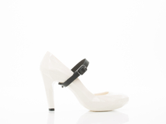 United Nude In Off White Lo Res Pump