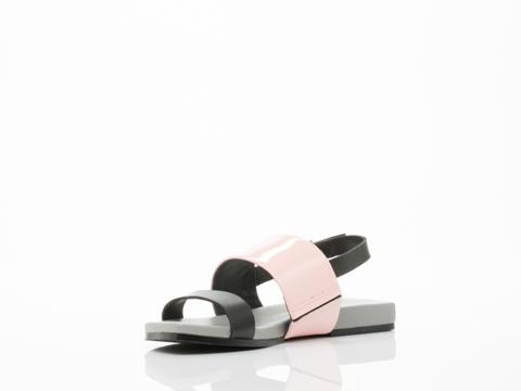 United Nude In Pastel Pink Black Loop Lo