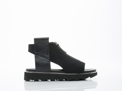United Nude In Black Rico Sport