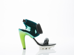 United Nude In Blue Green Black Super
