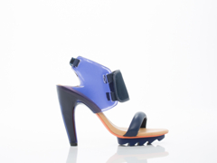 United Nude In Navy Super