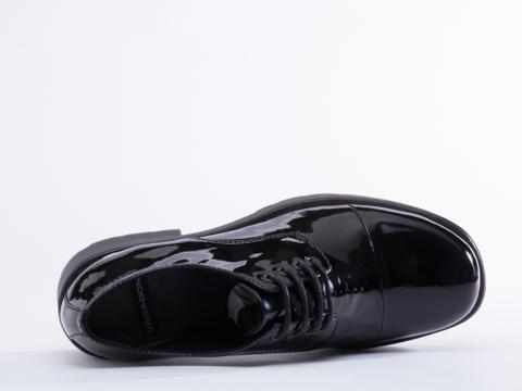 Vagabond In Black Patent Dioon 360
