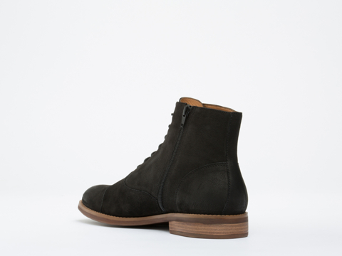 Vagabond In Black Salvatore 150 Mens