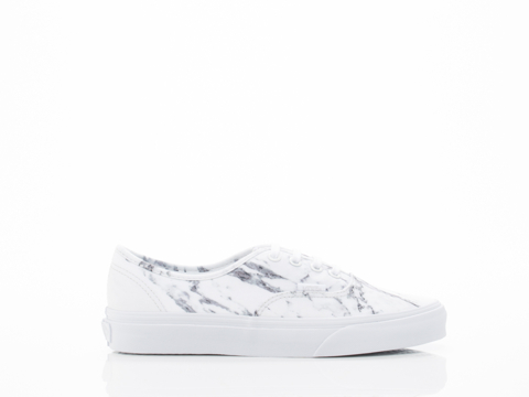 Vans In Marble True White Authentic