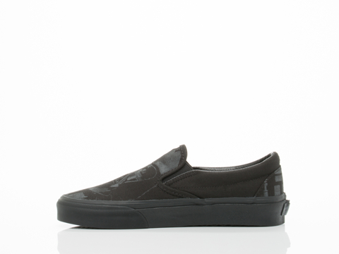 Vans In Star Wars Dark Side Darth Vader Classic Slip On