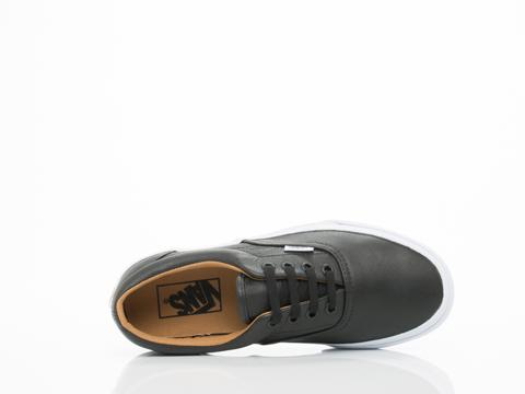 Vans In Black Premium Leather Era