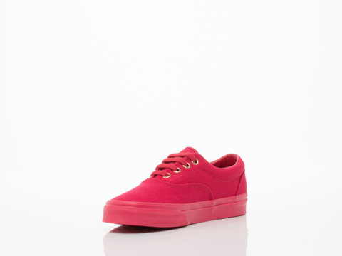 Vans In Crimson Gold Mono Era