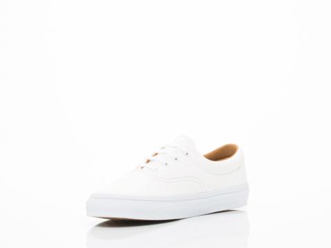 Vans In True White Premium Leather Era
