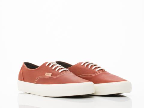 Vans In Henna Boot Leather Era Decon CA Mens
