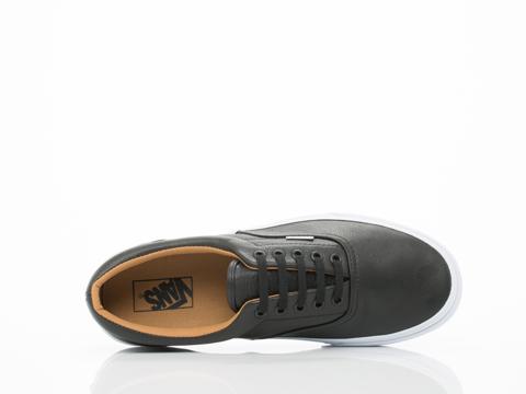 Vans In Black Premium Leather Era Mens Leather