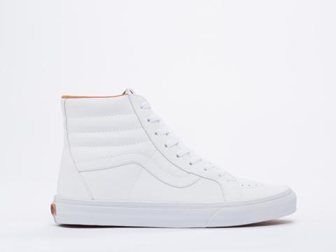 Vans Sk8 Hi Reissue White