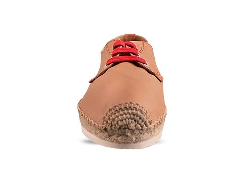 Veletto In Cuero Espadrille Shoe