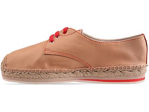 Veletto In Cuero Espadrille Shoe Mens