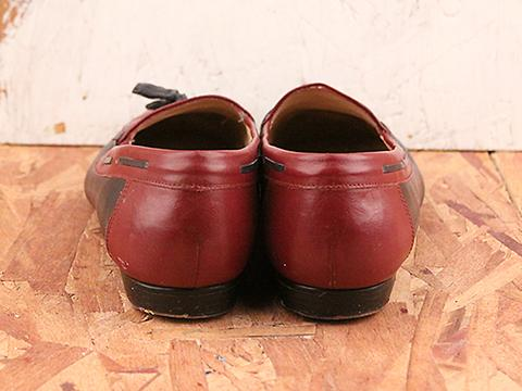 Vintage In Red x Blue No. 559 Red x Blue Loafer Size 8
