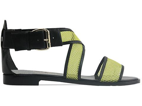 Vivienne Westwood Anglomania In Black Lemon Esther