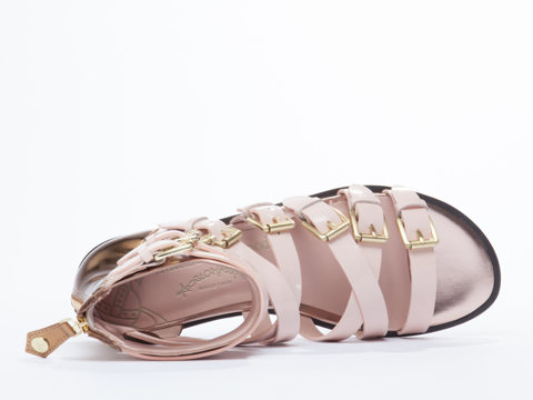 Vivienne Westwood Anglomania In Pink Patent Michele