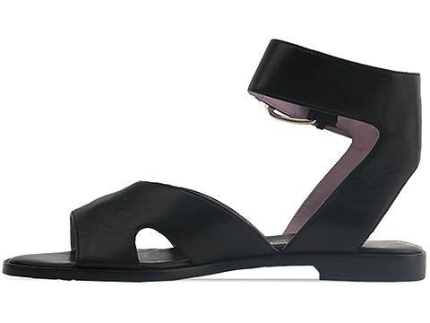 Vivienne Westwood Anglomania In Black Leather Stella